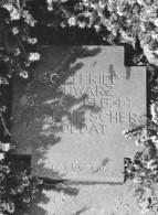 Grave of SS-Untersturmführer Gottfried Schwarz, Belzec