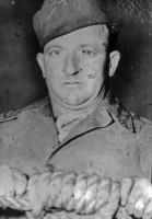 Master Sergeant John C Woods, US Army Hangman