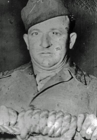 Master Sergeant John C Woods