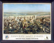 Little Bighorn, Seventh Cavalry, George A. Custer