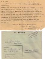 Einsatzkommando 13 / Einsatzgruppe H, Brief, 2. Juni 1943