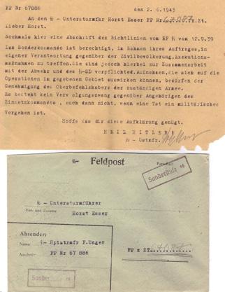 Einsatzkommando 13, Einsatzgruppe H
