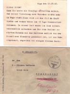 Einsatzkommando 3 – Brief, 25 April 1942