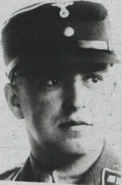Erich Naumann during early career