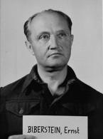 SS-Sturmbannführer Ernst Biberstein, Einsatzkommando 6