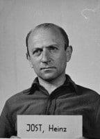 SS-Brigadeführer Dr. Heinz Jost, Commander Einsatzgruppe A