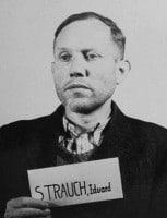 SS-Obersturmbannführer Dr. Eduard Strauch, Commander of Einsatzkommando 1b & Einsatzkommando 2
