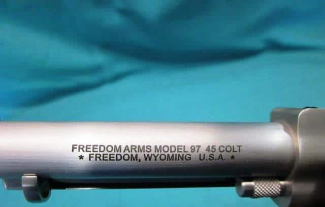 Freedom Arms 6