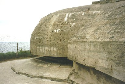 German Bunker Normandy