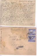 Sonderkommando Letter dated September 17, 1943