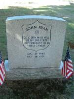 John Ryan's Grave