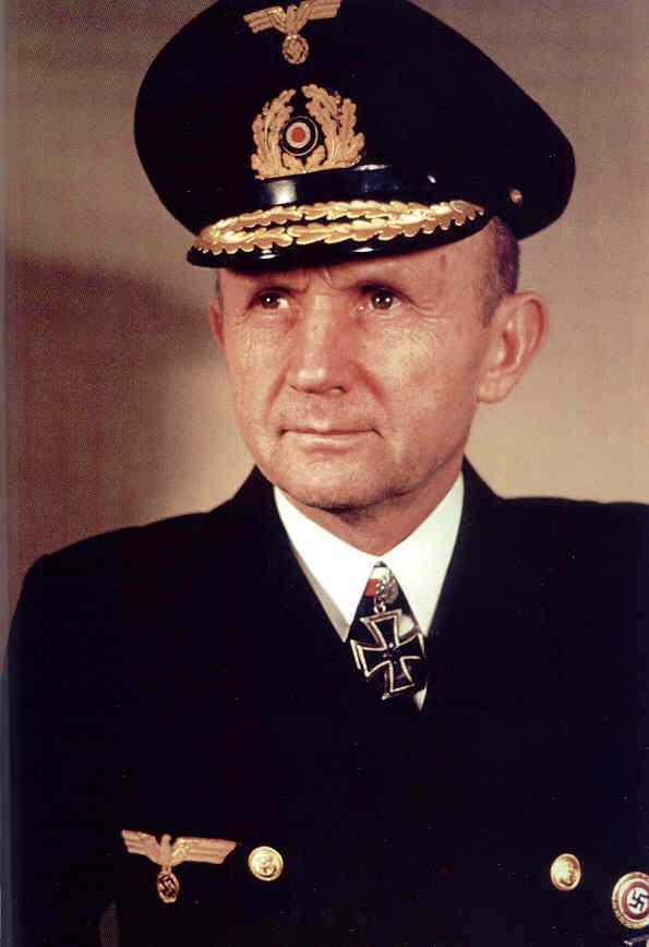 Grand Admiral Karl Dönitz