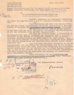 Vorschlag zur bevorzugten Beförderung (Proposal for Accelerated Promotion) for Friedrich-August von der Heydte