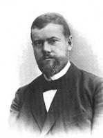 Max Weber: Monopoly of Power