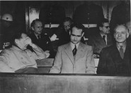 Nazis on Trail at the International Military Tribunal