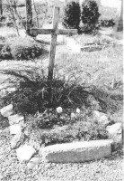 Reputed Grave of Oskar Dirlewanger