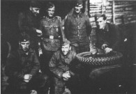 Six Enlisted Men in Sonderkommando Dirlewanger