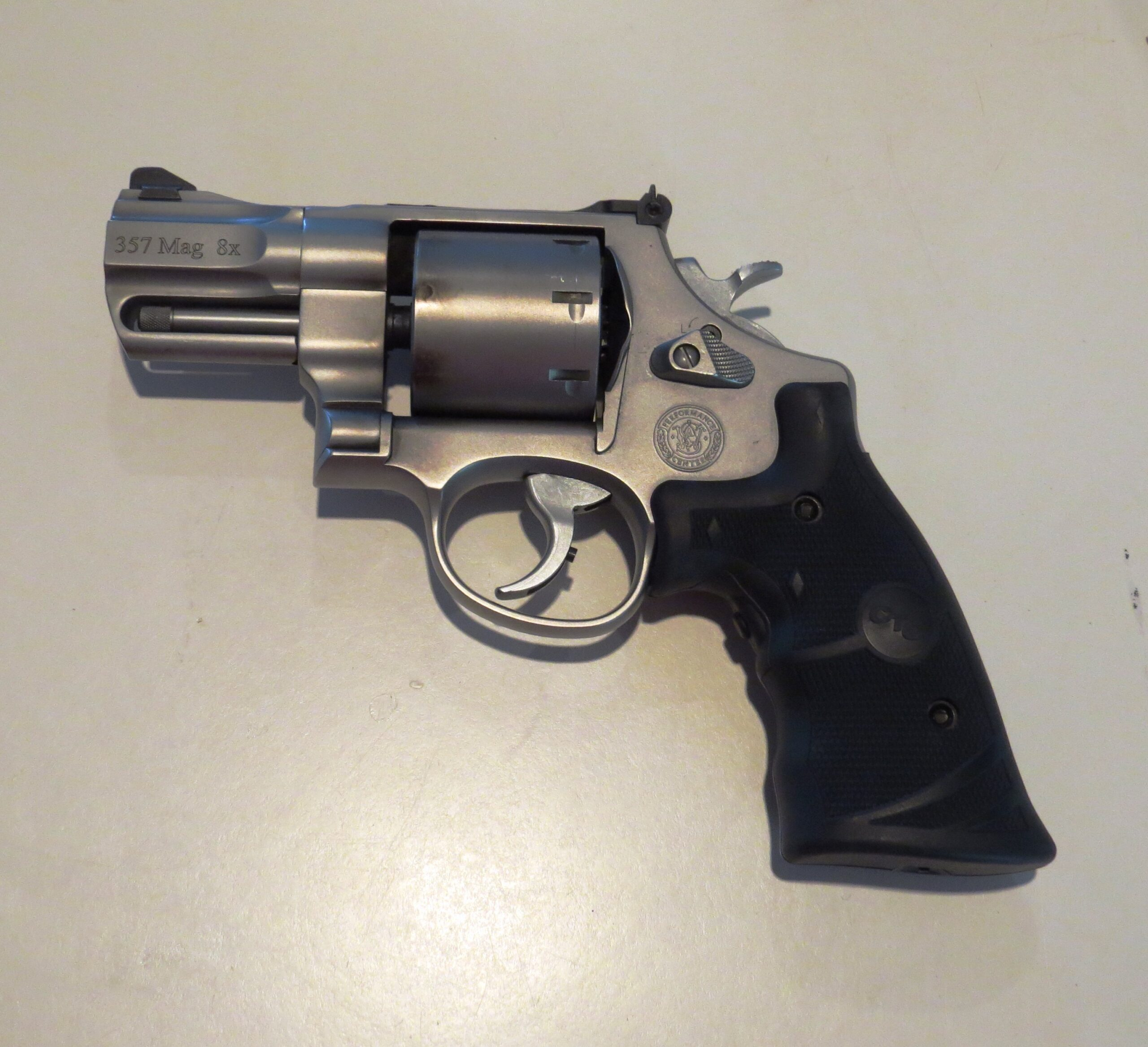 Concealed Carry — Smith & Wesson Model 627   The Fifth Field