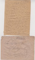 Sonderkommando Dirlewanger letter dated July 11, 1944