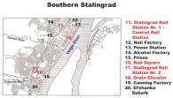 Southern Stalingrad Map