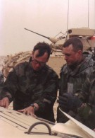Changing a Plan during Desert Storm