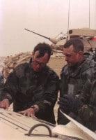 """Spartan 3"" Changing a Plan on Desert Storm"