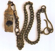 German Squad Leader Whistle found at Stalingrad