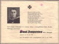 U-502 Death Notice