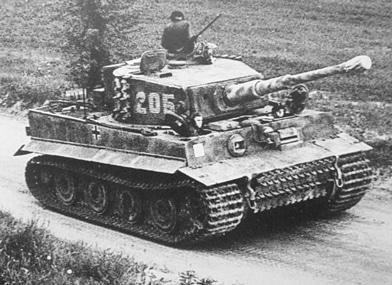 Wittmann Tiger II Tank