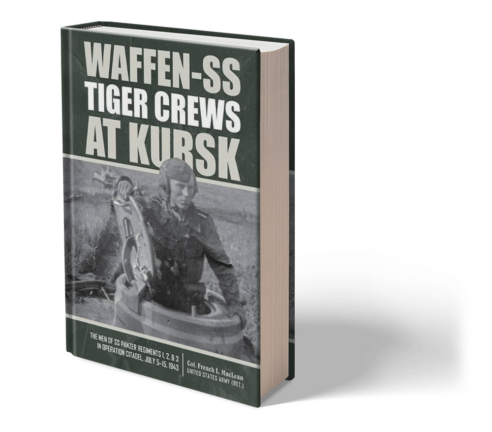 Waffen-SS Tiger Crews at Kursk